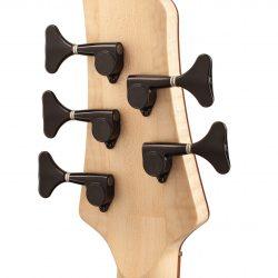Custom Bass Head Rear