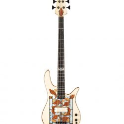Masterbuilt Gothic Stained Glass Bass Front View