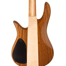 Masterbuilt Gothic Stained Glass Bass Body Rear