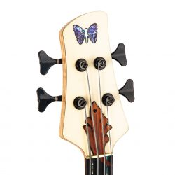Masterbuilt Gothic Stained Glass Bass Head Front