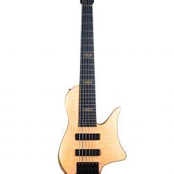Masterbuilt Crescent Bass Guitar Full Front