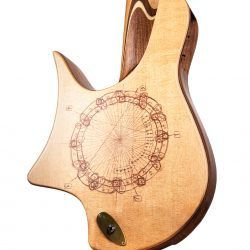Masterbuilt Crescent Bass Body Rear