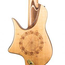 Masterbuilt Crescent Bass Body Rear Output Jack