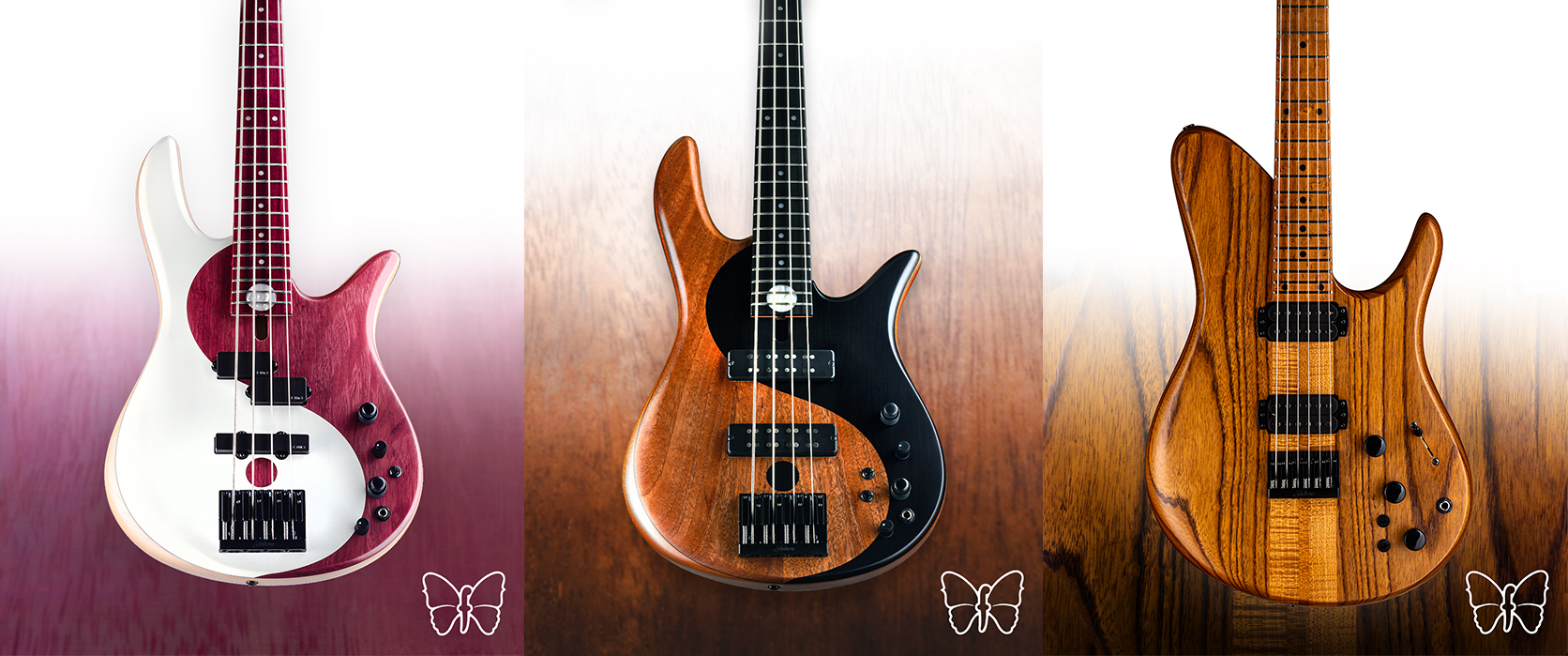 Three New Fodera Bass Guitar Releases