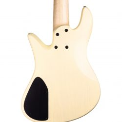 5-String Joey Standard Special Guitar Body Back View