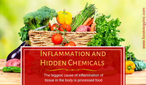 Inflammation and Hidden Chemicals