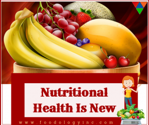 Nutritional Health is New
