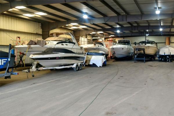 Rv Storage Loveland Boat Storage Co Trailer Storage
