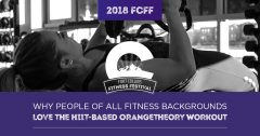 FoCo Fitness Festival HIIT OrangeTheory