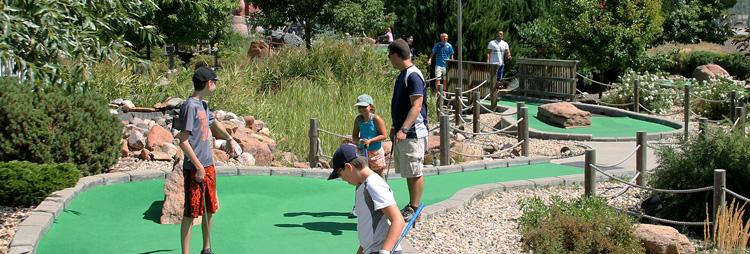 Mini-Golf   Fort Fun