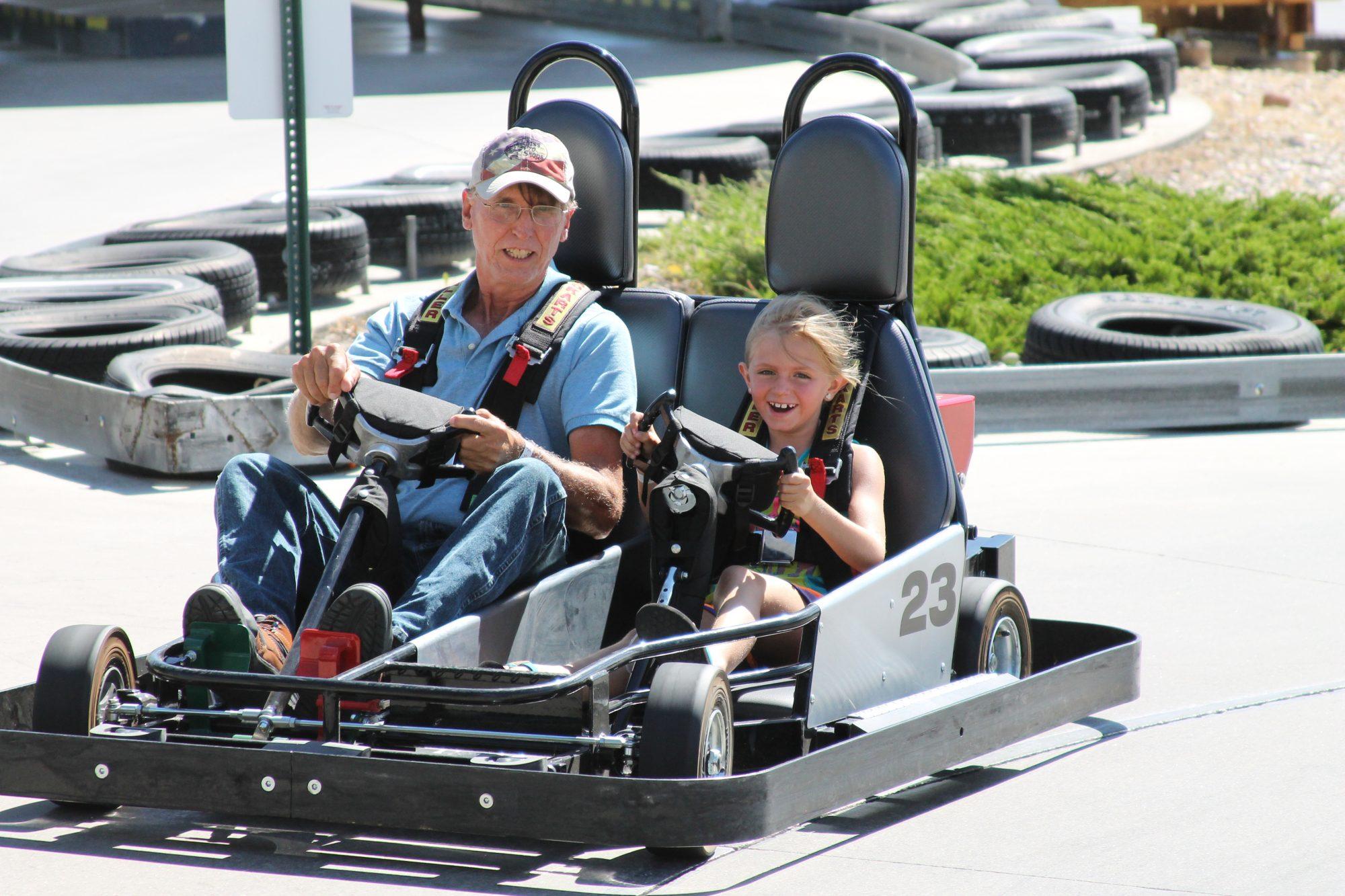 Go-Karts | Fort Fun