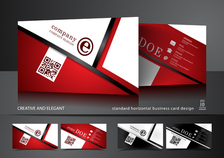 Business printing cape coral printing services fl graphic 13566387 abstract creative business cards set template colourmoves