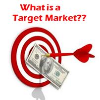 Target Market bullseye