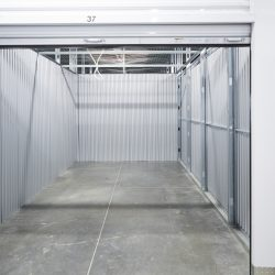 A large storage unit at Fountain Lakes Storage in St. Charles, MO.