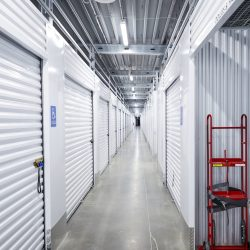 Storage rentals at Fountain Lakes Storage in St. Charles, MO.