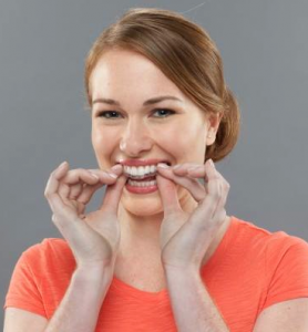 Frederick MD Dentist Offers Invisalign Clear Braces Treatment