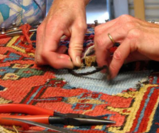 Rug Repair and Patching | Fred Remmers Rug Cleaners