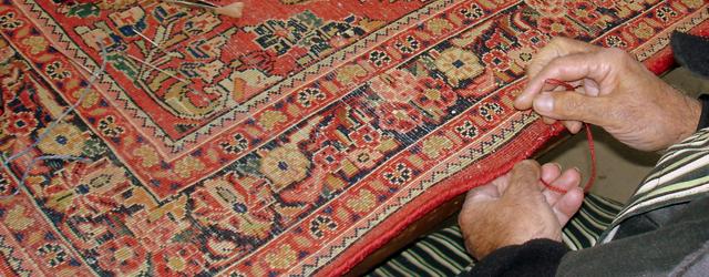 rug-binding