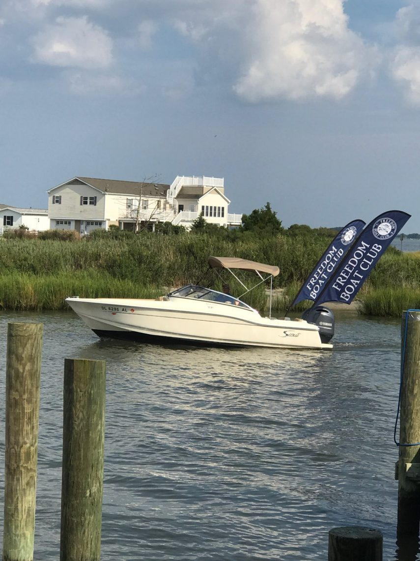Boat Club South Jersey - Our Marina Location And Fleet | Freedom