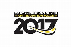 National Driver Appreciation Week 2017