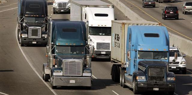 trucks on hwys