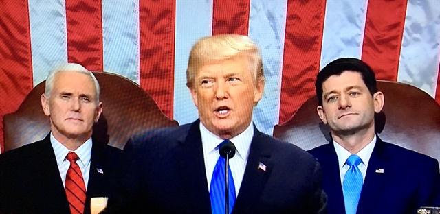 Trump SOTU 2018