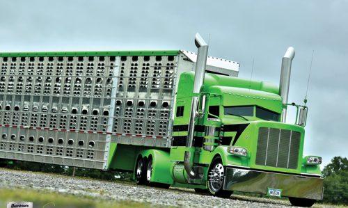 Ag-livestock haulers
