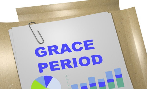 "3D illustration of ""GRACE PER"" title on business document"
