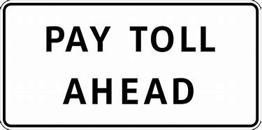 pay toll ahead