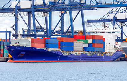 Oceanic Freight Shipping Services - Delivering Across the Seas