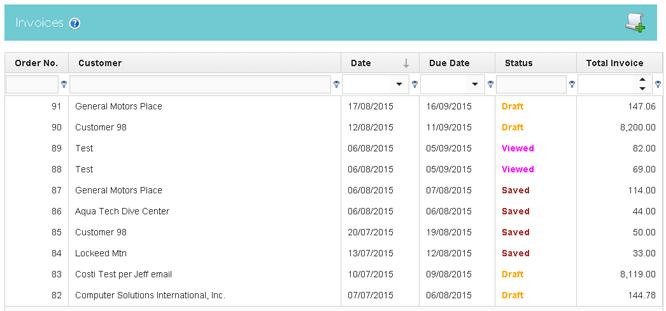 invoicestatus