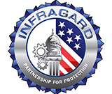 Infragard - Partnership for protection logo