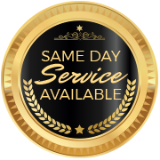 Same-Day Service Logo