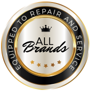 All Garage Door Brands Repair and Service Emblem