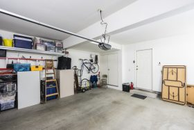 Clean Garage Space