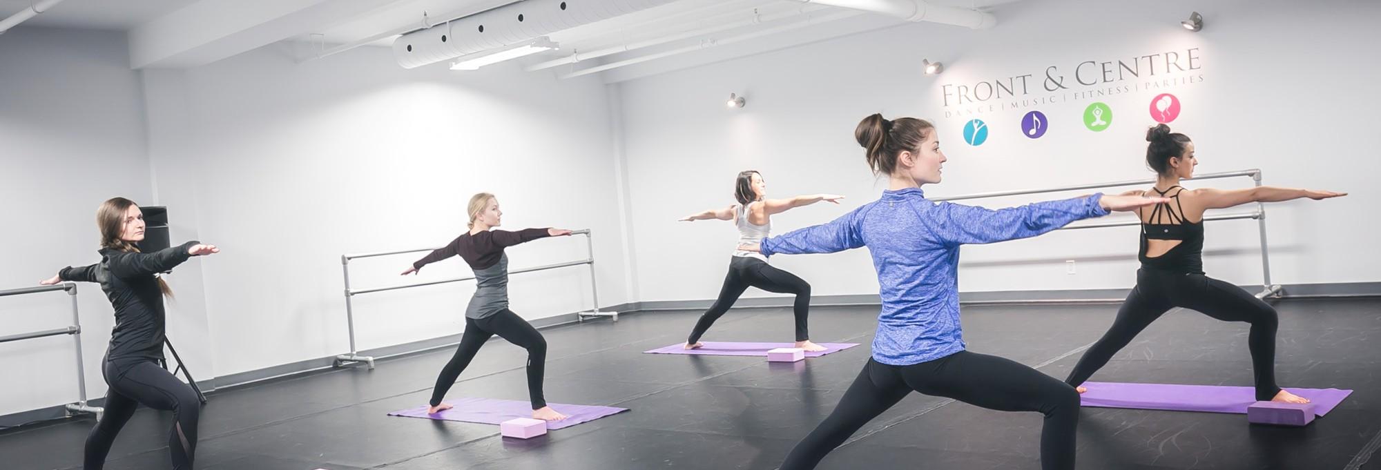 Yoga Class Toronto