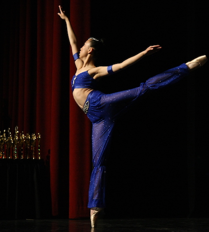 Competitive Ballet Solo Toronto