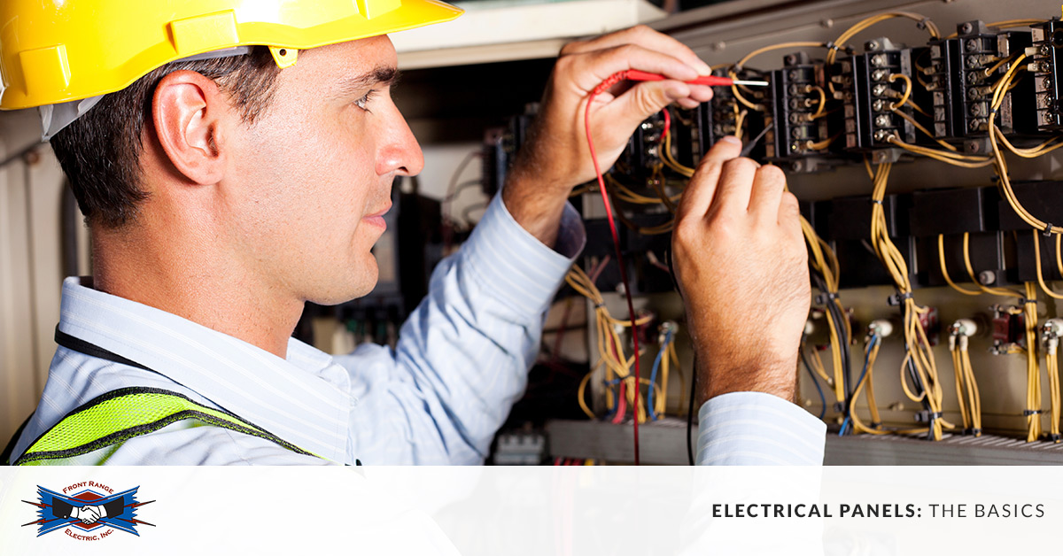 Electrician Colorado Springs: What To Know About Electrical Panels