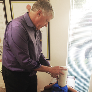 Find the relief you need with chiropractic care.