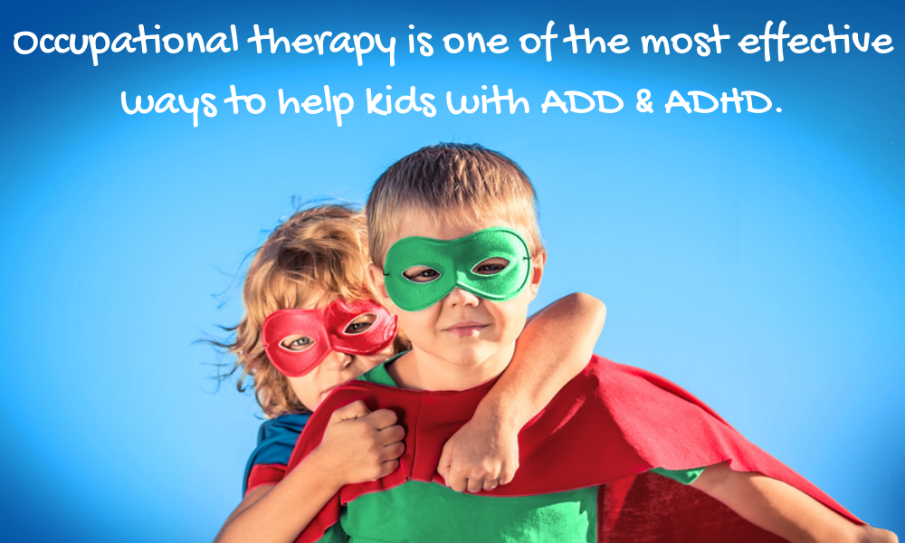 effective treatment for ADD and ADHD