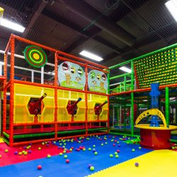indoor kids playground for parties - Funtastic Playtorium in Bellevue, WA
