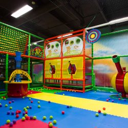 birthday party places for kids - Funtastic Playtorium in Bellevue, WA