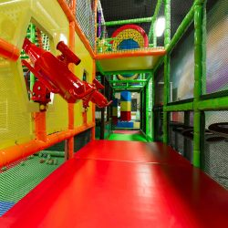 inside playground for kids - Funtastic Playtorium in Bellevue, WA