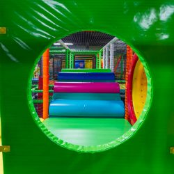 kids playground indoors - Funtastic Playtorium in Bellevue, WA