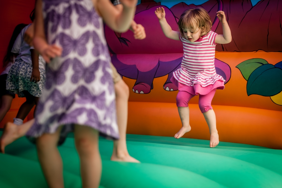 fun kids indoor play place - Funtastic Playtorium in Bellevue, WA