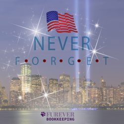 9/11 Rememberance from Furever Bookkeeping in Maryland