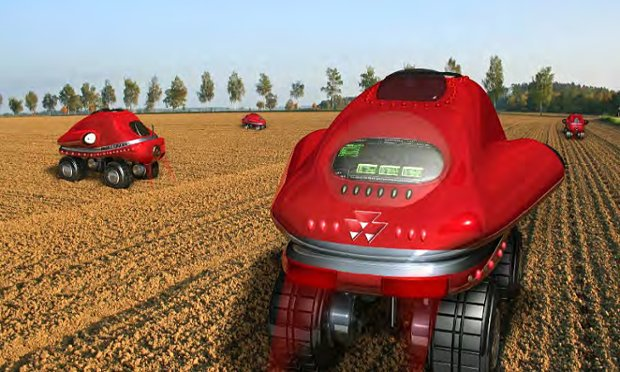 Autonomous ag-bots are coming to farmer's field near you