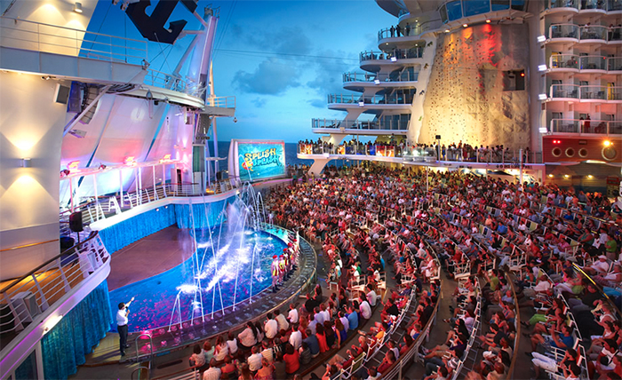 What kind of experience would you like to have on your next cruise?