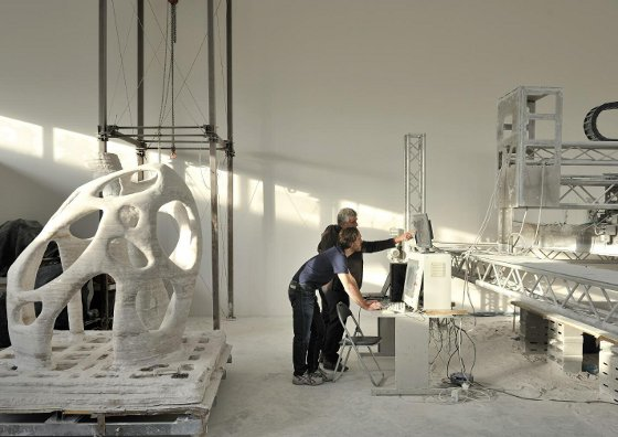 3D Printed Building 564