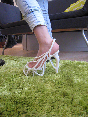 3D-printer - shoes 653